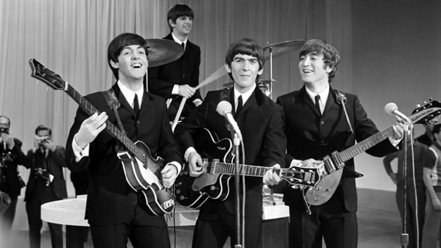 Beatles-tur til Liverpool