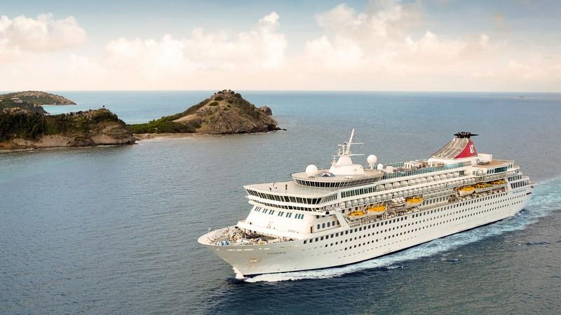 Cruise i Vesterled