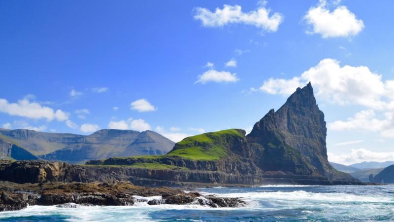 Vandretur på Færøyane
